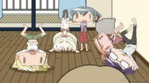 hidamari sketch hoshimittsu ovas anime