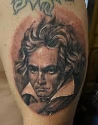 venetian tattoo gathering tattoos music old man beethoven