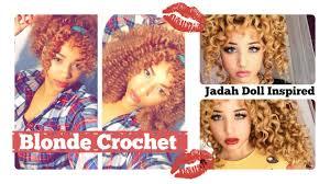 can i dye marley hair blonde crochet braids tutorial marley hair youtube