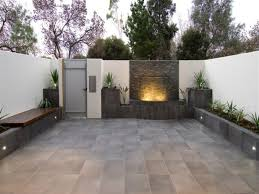 Paving Backyard Ideas Stunning Paved Backyard Ideas Photos Best Ideas Interior