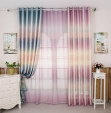 Blackout Window Curtains New Multicolor Blackout Window Curtains For Children Kids Bedroom
