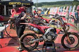 motocross action magazine best in the pits high point national