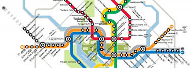 Metro Light Rail Schedule The Metro Map Might Soon Look Like This U2013 Greater Greater Washington