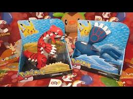 toycollection pokémon groudon and kyogre large figures