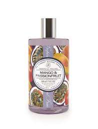 bath and shower gel tropical fruits shop online uk store mango