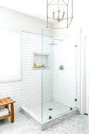 tiles bathroom subway tile backsplash ideas frosted white subway