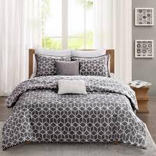Pure Cotton Duvet Covers Madison Park Pure Alexa 5 Piece Cotton Duvet Cover Set Ebay