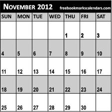 blank calendar template november 2013 28 images free printable