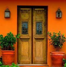 burnt orange house exterior home design u0026 architecture cilif com