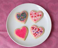 heart shaped cookies heart sugar cookies with different sprinkles sprinkles sugar