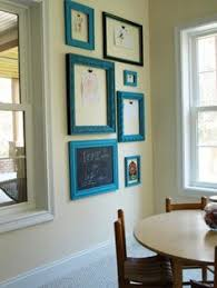 chalkboard paint awesome pictures frames u003d the best gallery wall