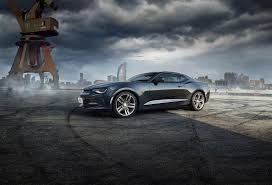 camaro car black chevrolet camaro sports car black wallpaper hd image picture