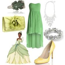 how to dress like disney princess characters for prom dresses
