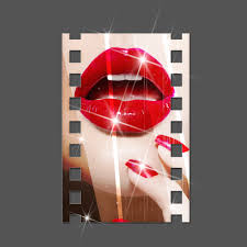 Mirror Film For Walls Popular Reflective Mirror Film Wall Stickers Buy Cheap Reflective