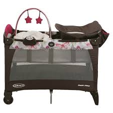 Graco Pack And Play With Bassinet And Changing Table Graco Pack N Play Playard With Newborn Napper Bassinet Lx Target