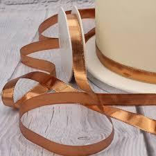 cake ribbon gold cake ribbons