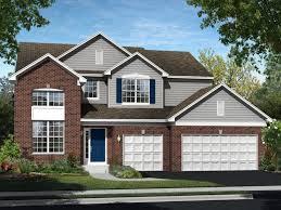Fox Ridge Homes Floor Plans raleigh floor plan in windett ridge calatlantic homes