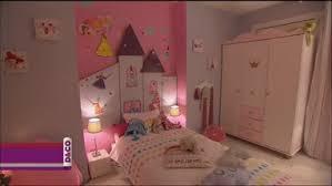 deco chambre princesse decoration lit de princesse visuel 9