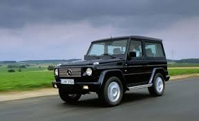 mercedes g class history the history of the mercedes g wagen feature car and