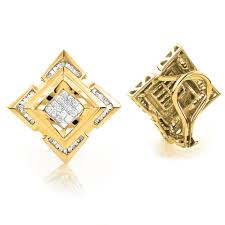 mens gold earrings 57 mens diamonds earrings mens diamond earrings jewellery images