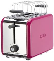 Kenwood Kmix Toaster Blue Kenwood Ttm029 Kmix Boutique 2 Slice Toaster Magenta 19 99