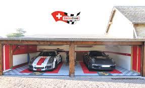 amenagement garage auto dalle de sol pour garage particuliers et professionels