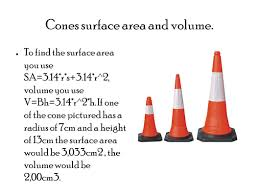 surface area and volume what is surface area surface area is