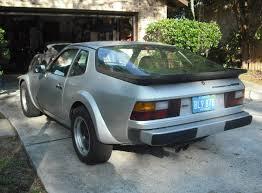 porsche 944 fender flares 1978 porsche 924 d production clone for sale german cars for