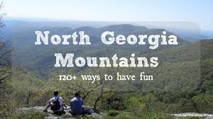 Georgia mountains images 120 amazing ways to have fun in the north georgia mountains jpg