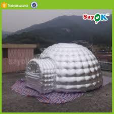 garden igloo waterproof tent portable garden igloo tent house used military