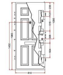Standard Door Width Exterior Average Door Frame Width Uk Galleryimage Co
