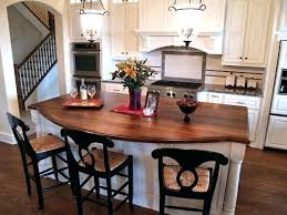 Kitchen Island Countertop Overhang Granite Kitchen Islands With Seating Kitchen Island Granite Top