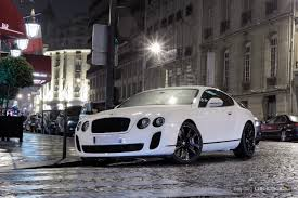 bentley super sport paris bentley continental gt supersports teamspeed com