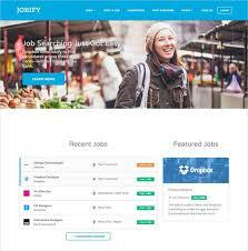 19 job portal html5 themes u0026 templates free u0026 premium templates