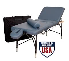 oakworks portable massage table alliance aluminum essential massage table package massage tables