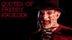 quotes of freddy krueger hd youtube