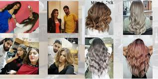partnership in hair salon mike jack a cut above the rest introducing family owned