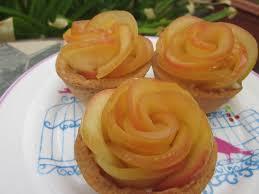 pastry making class week 2 u2013 lemon tart and apple rose tarts