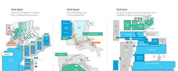 sands expo floor plan official show locations ces 2018