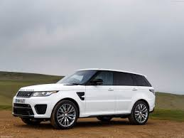 range rover modified land rover range rover sport svr 2015 pictures information