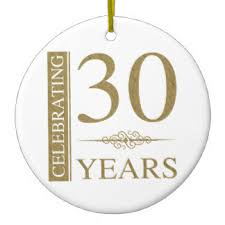 celebrate 30th wedding anniversary gifts on zazzle