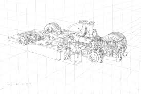 mclaren drawing unlimited rat motor racing rod network