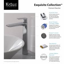 Where Is The Aerator On A Kitchen Faucet Bathroom Faucet Kraususa Com