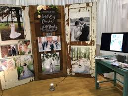photo booths for weddings 32 best bridal show booth images on booth displays