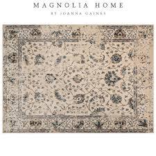 Magnolia Home Decor by Magnolia Home Kivi Ivory Multi Rug Pier 1 Imports
