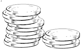Coin Worksheets Gold Coins Coloring Pages Coloring Coloring Pages
