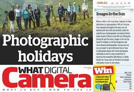 read the in the press for our photography course abroad