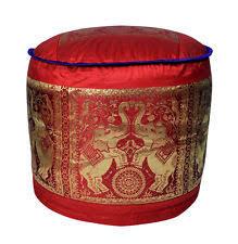 brocade ottomans footstools u0026 poufs ebay