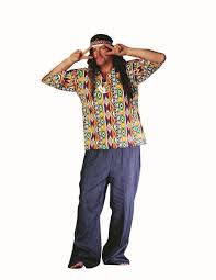 halloween hippie costume 60s male hippie costume shop com dress up your world