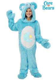 Carebear Halloween Costumes Care Bears Child Classic Bed Bear Costume